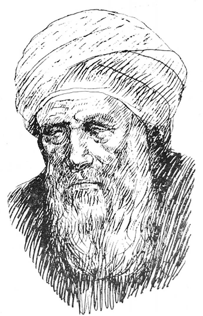 Abu Ala Ahmad Ibn Abdallah al-Maarrí