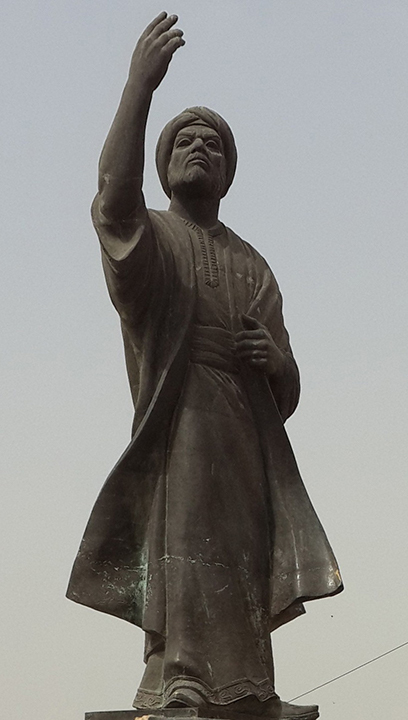 Abu at-Tayyib Ahmad Ibn Husain al-Mutanabbí