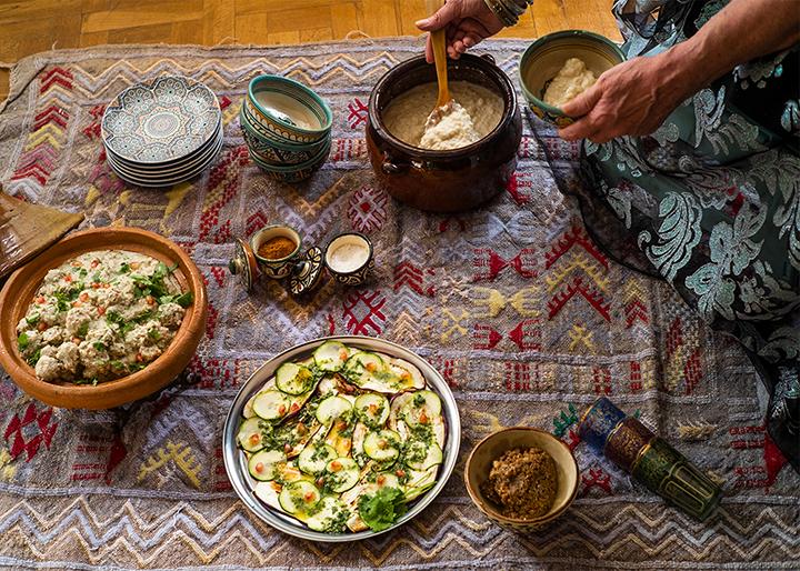 Al-Ándalus, paraíso culinario