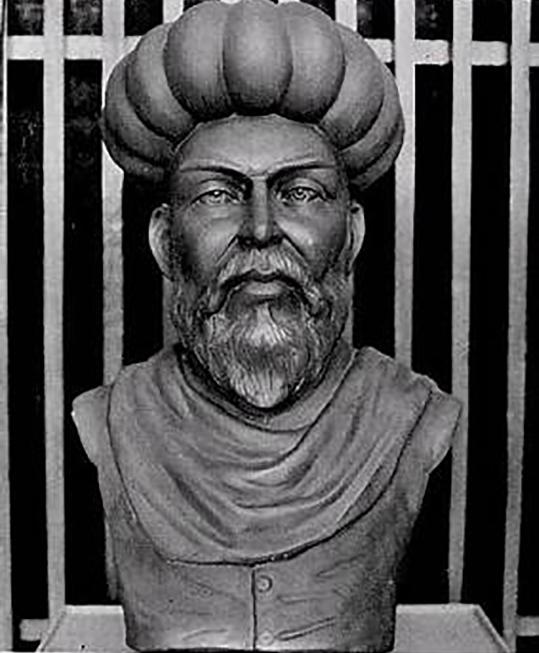 El sevillano Abu Ishaq Ibrahim Ben Sahl