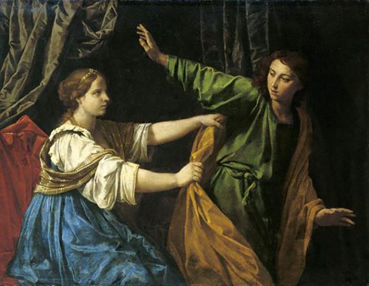 Jose y la mujer de Putifar