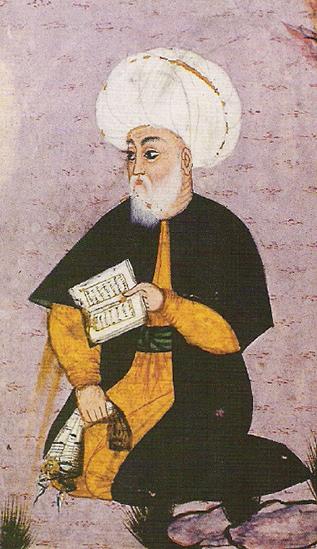 Mehmet Solimán Fuzuli
