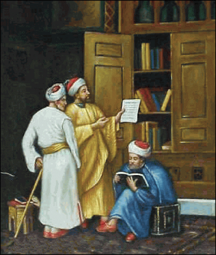Nacida en Arabia y llevada a su apogeo por los poetas preislámicos
