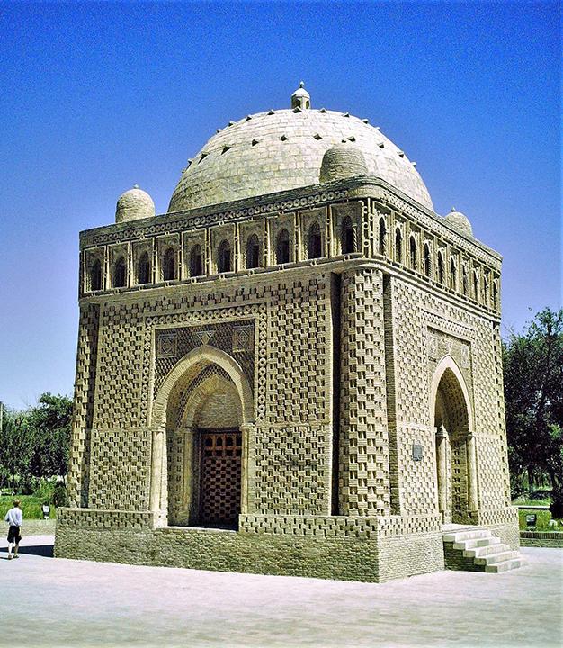 Samanid_Mausoleum