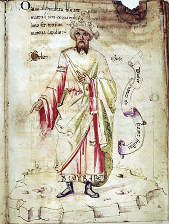 Yabir Ibn Hayyan