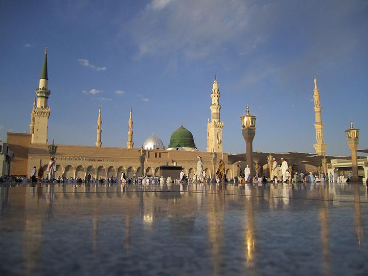 mezquita del profeta